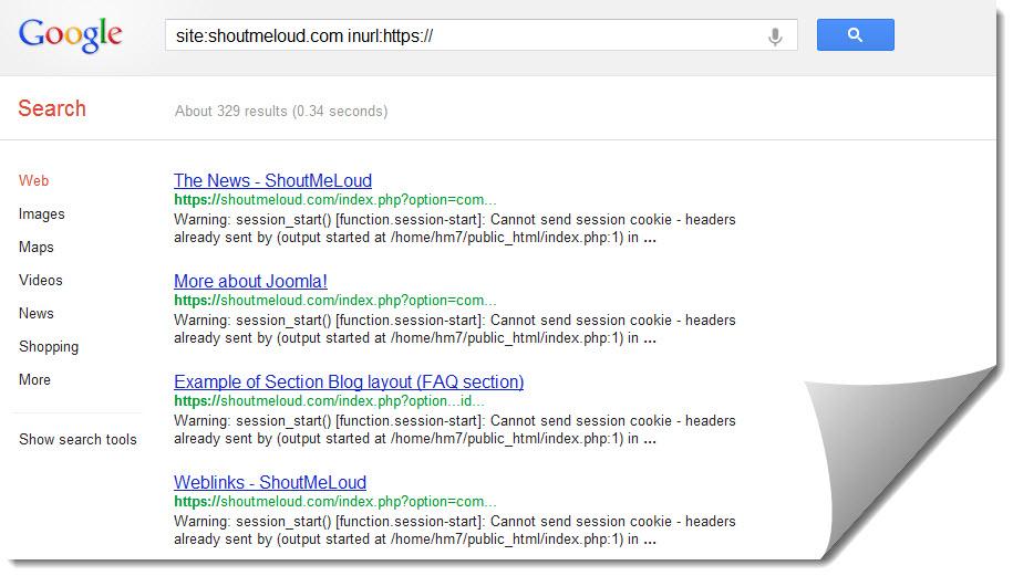WordPress-https-links-indexed