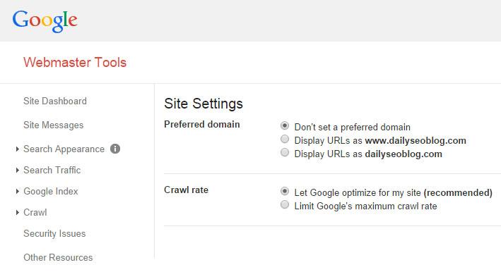 Google_Canonical_Settings